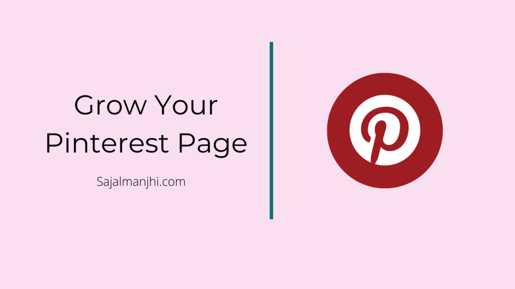 Grow Your Pinterest Page